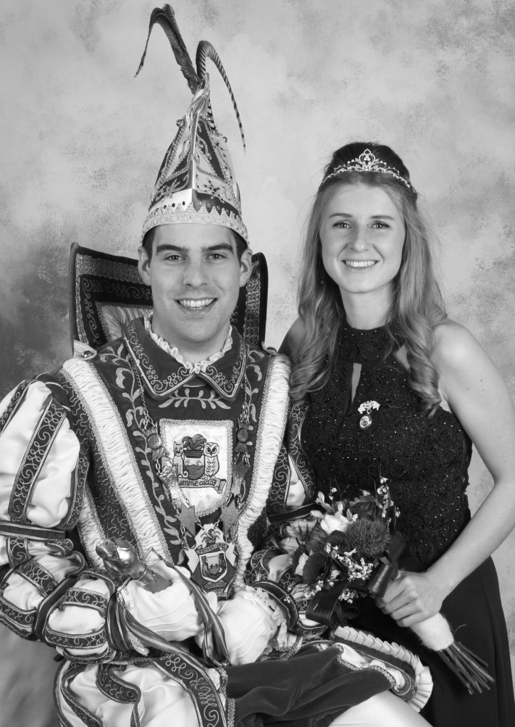 2020 Prins Luuk I en Judith